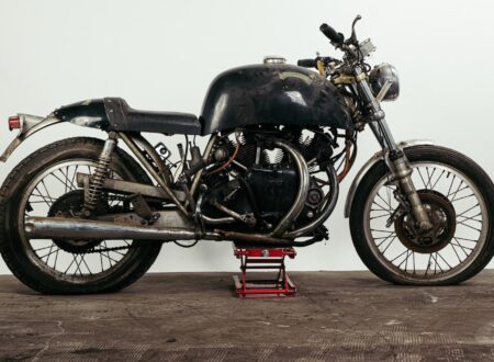 Egli-Vincent Black Shadow