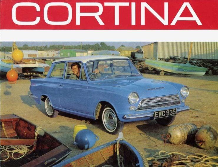 Ford Cortina Brochure