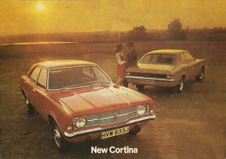 Ford Cortina Cars