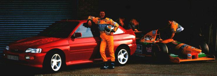 Ford Escort Cosworth Michael Schumacher