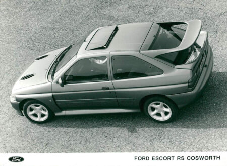 Ford Escort Cosworth Wing