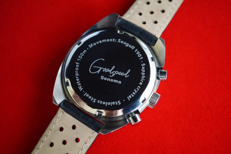 Goodspeed Sonoma Watch 4