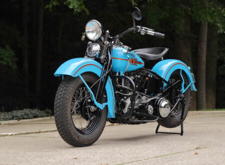 Harley-Davidson EL Knucklehead 1