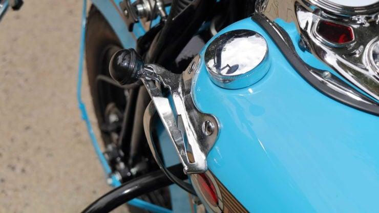 Harley-Davidson EL Knucklehead Filler Cap