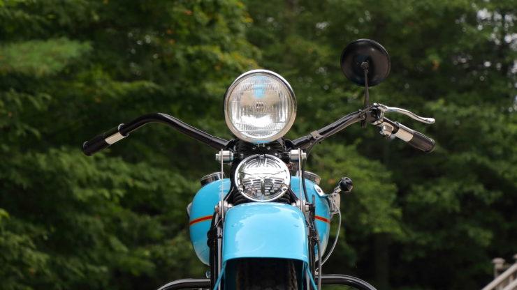 Harley-Davidson EL Knucklehead Headlight