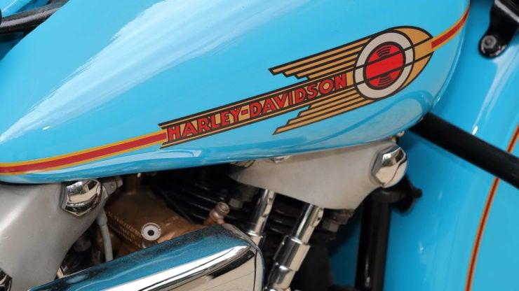 Harley-Davidson EL Knucklehead Logo