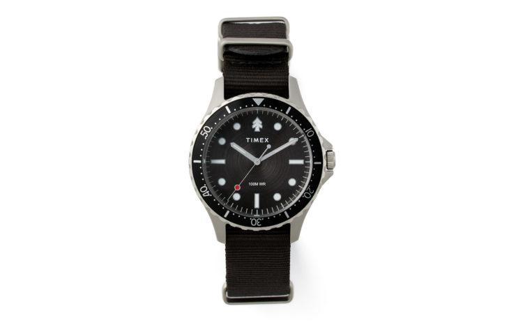 Huckberry X Timex Diver Watch