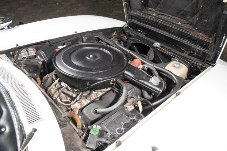 Iso Grifo GL Series II Engine