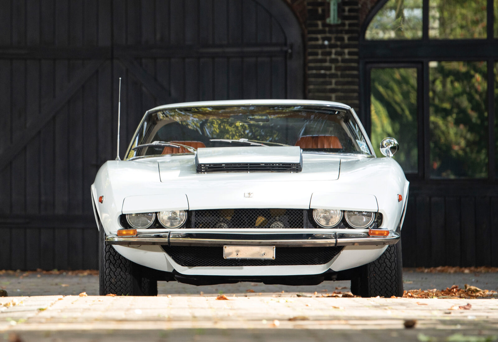 Iso Grifo GL Series II Front