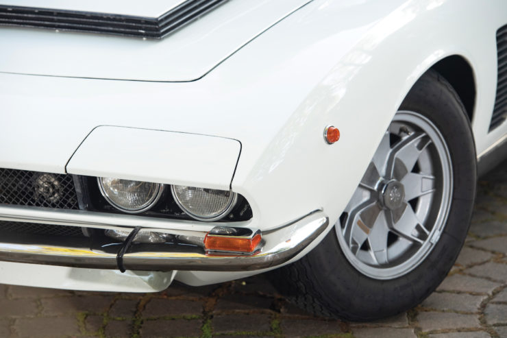 Iso Grifo GL Series II Headlight