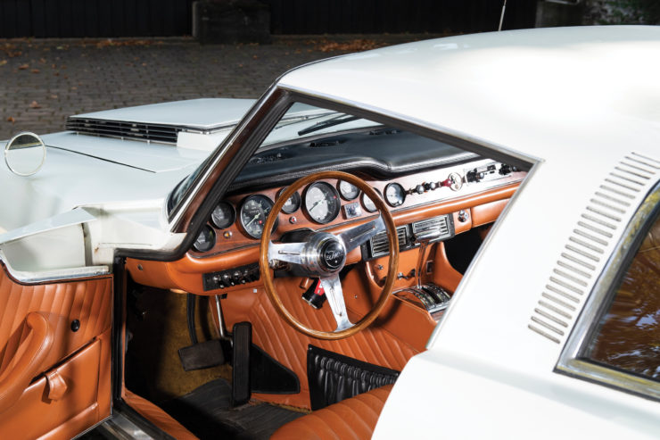 Iso Grifo GL Series II Interior