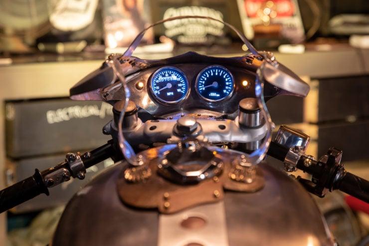 Kawasaki KZ650 Custom Dash 3
