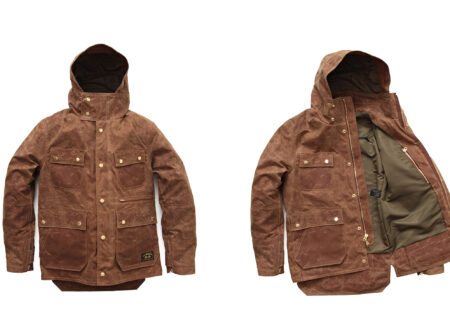 Kingsland Motorcycle Parka by Jane Motorcycles