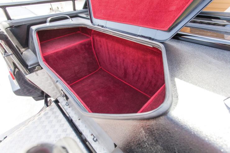 Lamborghini LM002 Storage