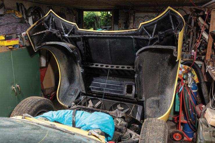 Lamborghini Miura P400 S Front Trunk