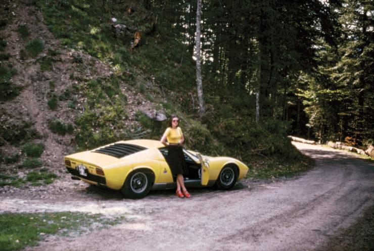 Lamborghini Miura P400 S Vintage
