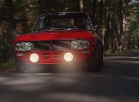 Lancia Fulvia HF 1600 Lusso