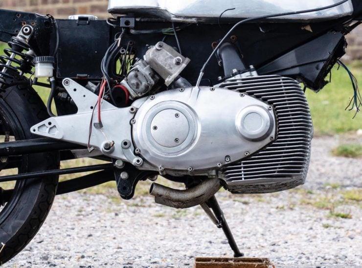 Norton Rotary Racing Motorcycle Engine 2