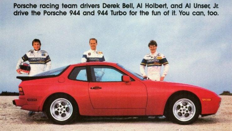 Porsche 944 Racing