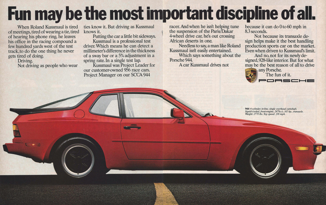 A Brief History Of The Porsche 944 Dont Buy One Before