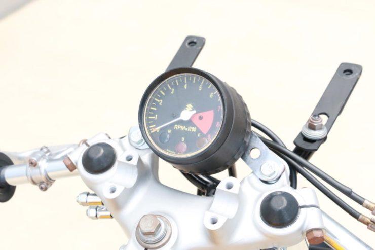 Rickman Metisse-Suzuki Tachometer