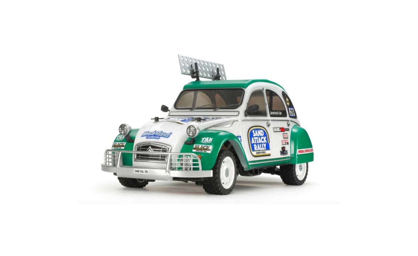 Tamiya Citroën 2CV Rally