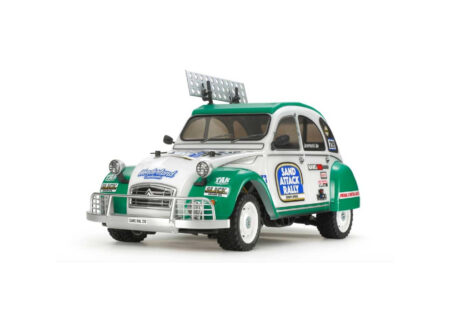Tamiya Citroën 2CV Rally