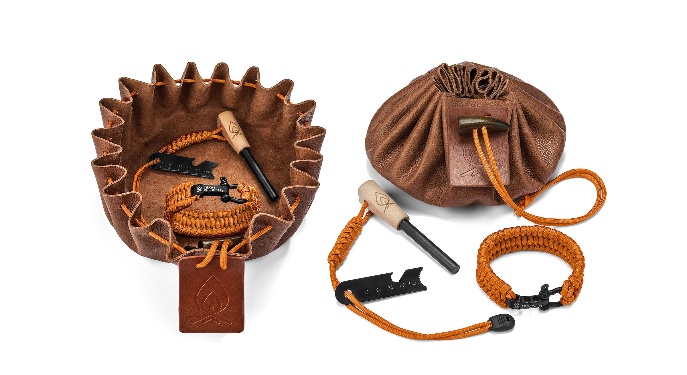 Texas Bushcraft Fire Starter Survival Kit