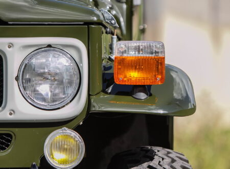 Toyota FJ-45 Land Cruiser Pickup Headlight