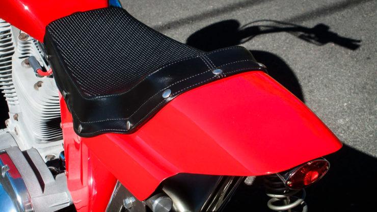 Track Master Miler Prototype Seat