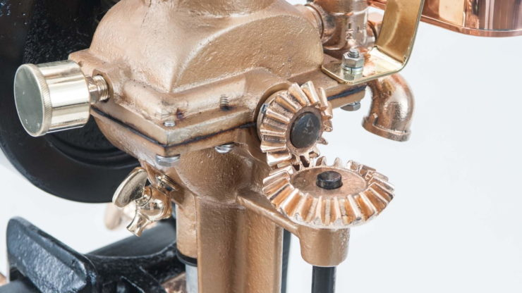 Water Sprite Outboard Motor Bevel Gear