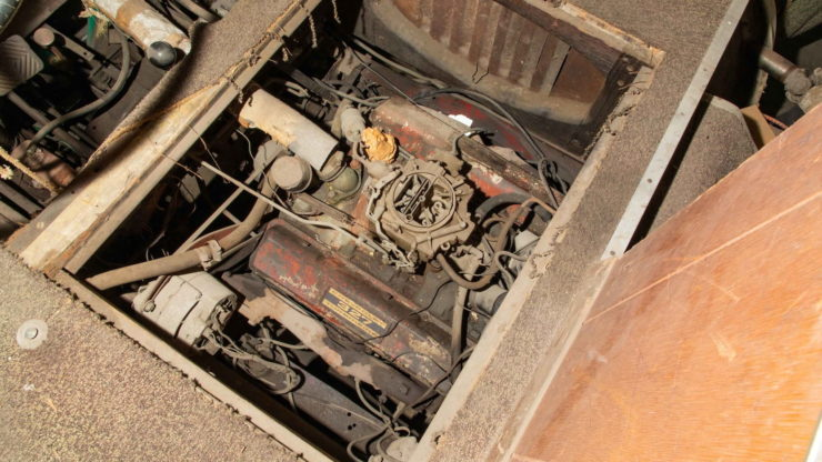 Western Clipper Motorhome Engine