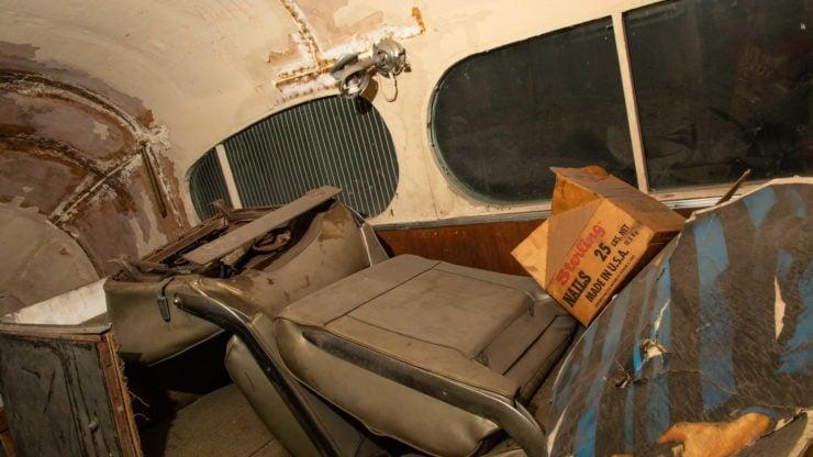 Western Clipper Motorhome Interior 3