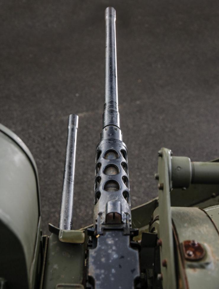 White M16 MGMC Half-Track Gun