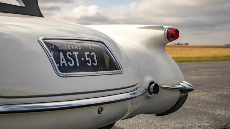 1953 Chevrolet Corvette Brake Light