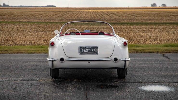 1953 Chevrolet Corvette Back