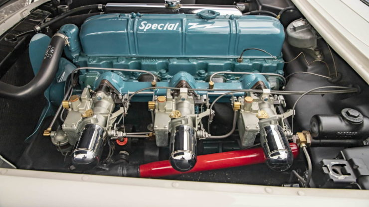 1953 Chevrolet Corvette Carburetors