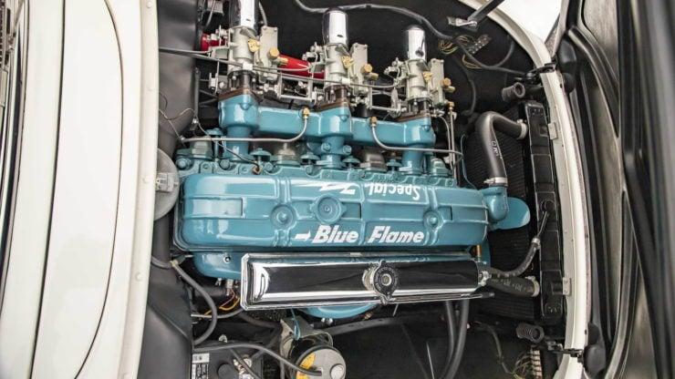 1953 Chevrolet Corvette Engine 2