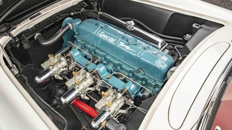 1953 Chevrolet Corvette Engine