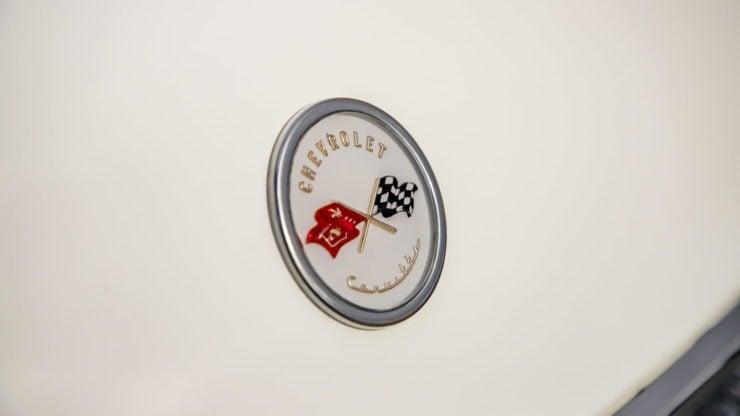 1953 Chevrolet Corvette Logo 2