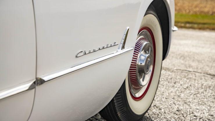 1953 Chevrolet Corvette Logo