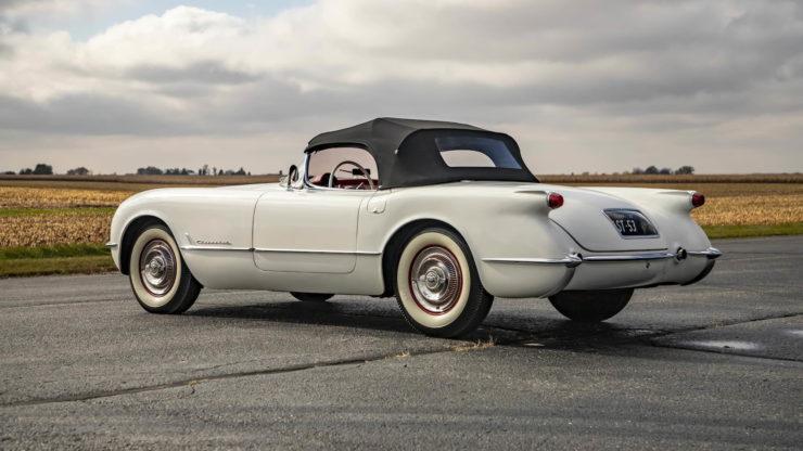 1953 Chevrolet Corvette Rear 2