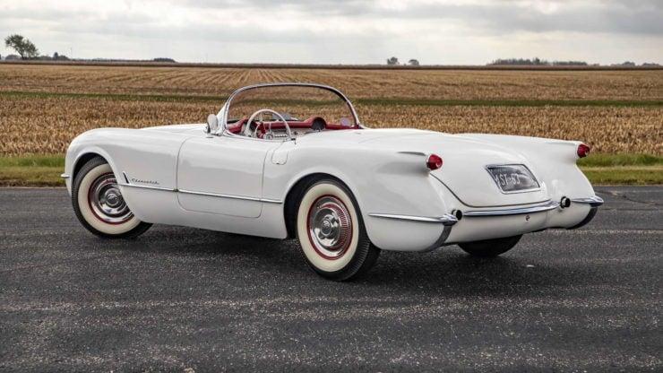 1953 Chevrolet Corvette Rear