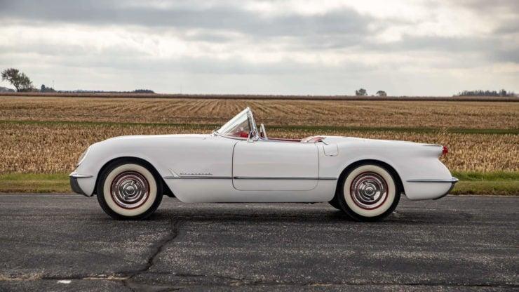1953 Chevrolet Corvette Side