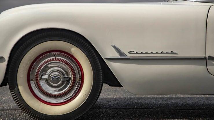 1953 Chevrolet Corvette Wheel