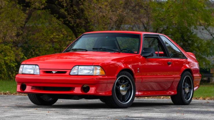 1993 SVT Mustang Cobra R