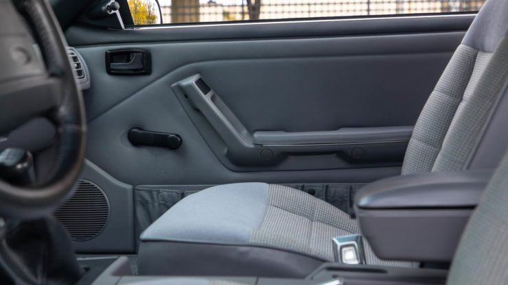 1993 SVT Mustang Cobra R Door Cards