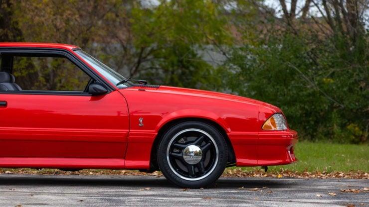 1993 SVT Mustang Cobra R Rims