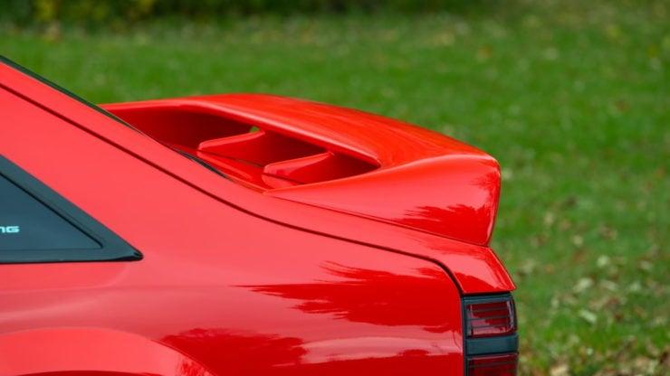 1993 SVT Mustang Cobra R Spoiler