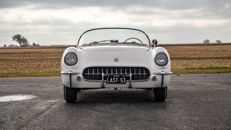1953 Chevrolet Corvette Grille